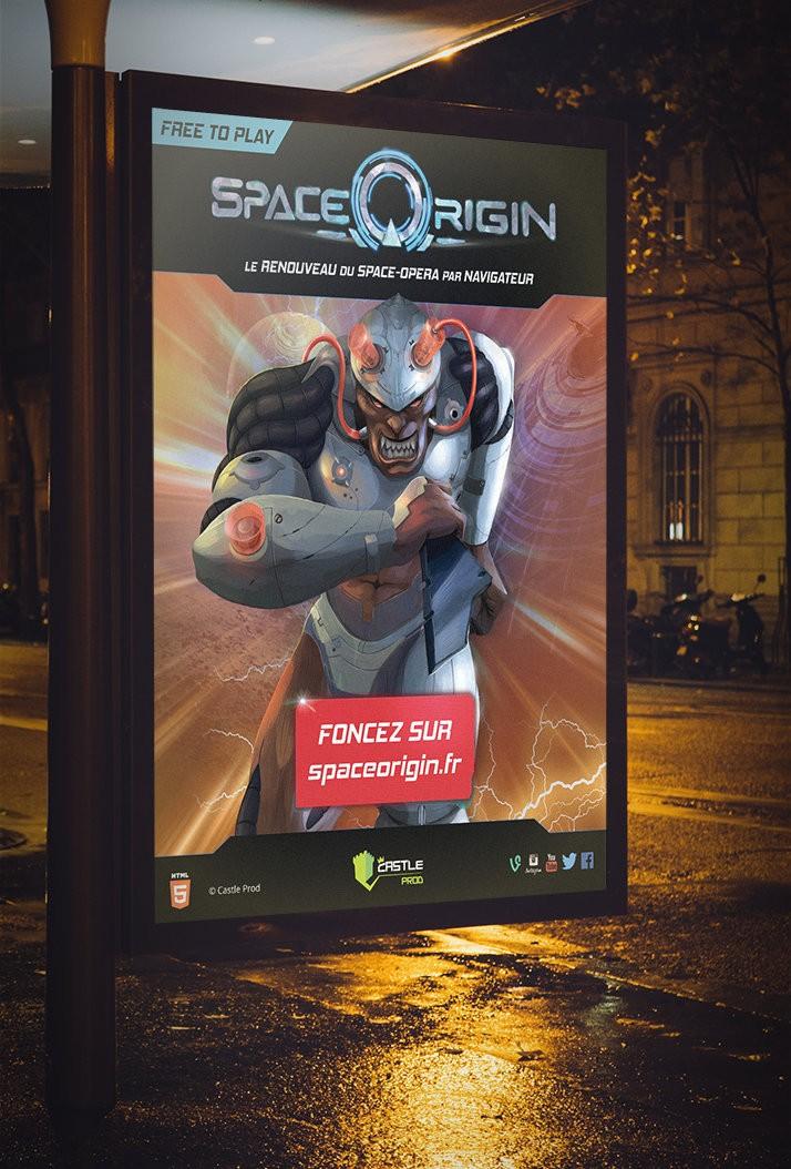 affiche promotionnelle