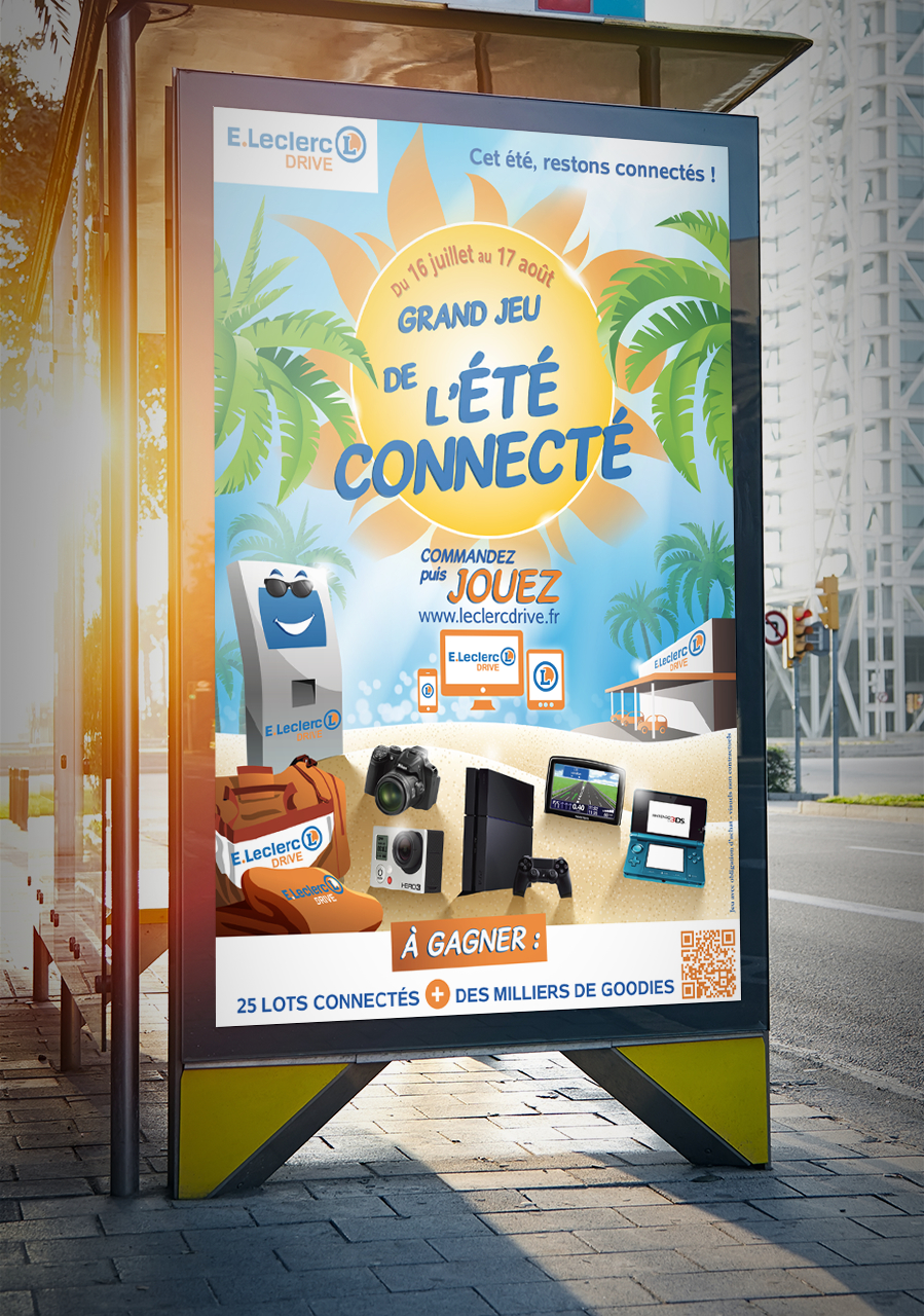 Création de campagne publicitaire