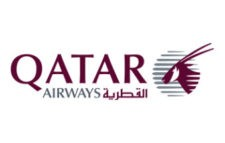 Logo Qatar airways