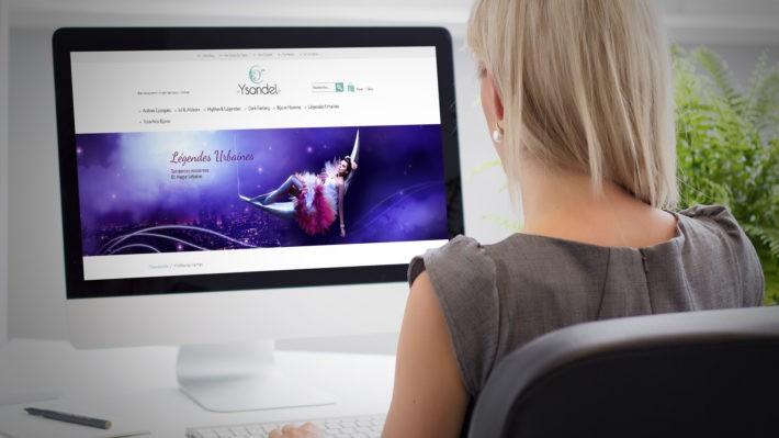 Site de vente sur internet - Agence Colombo