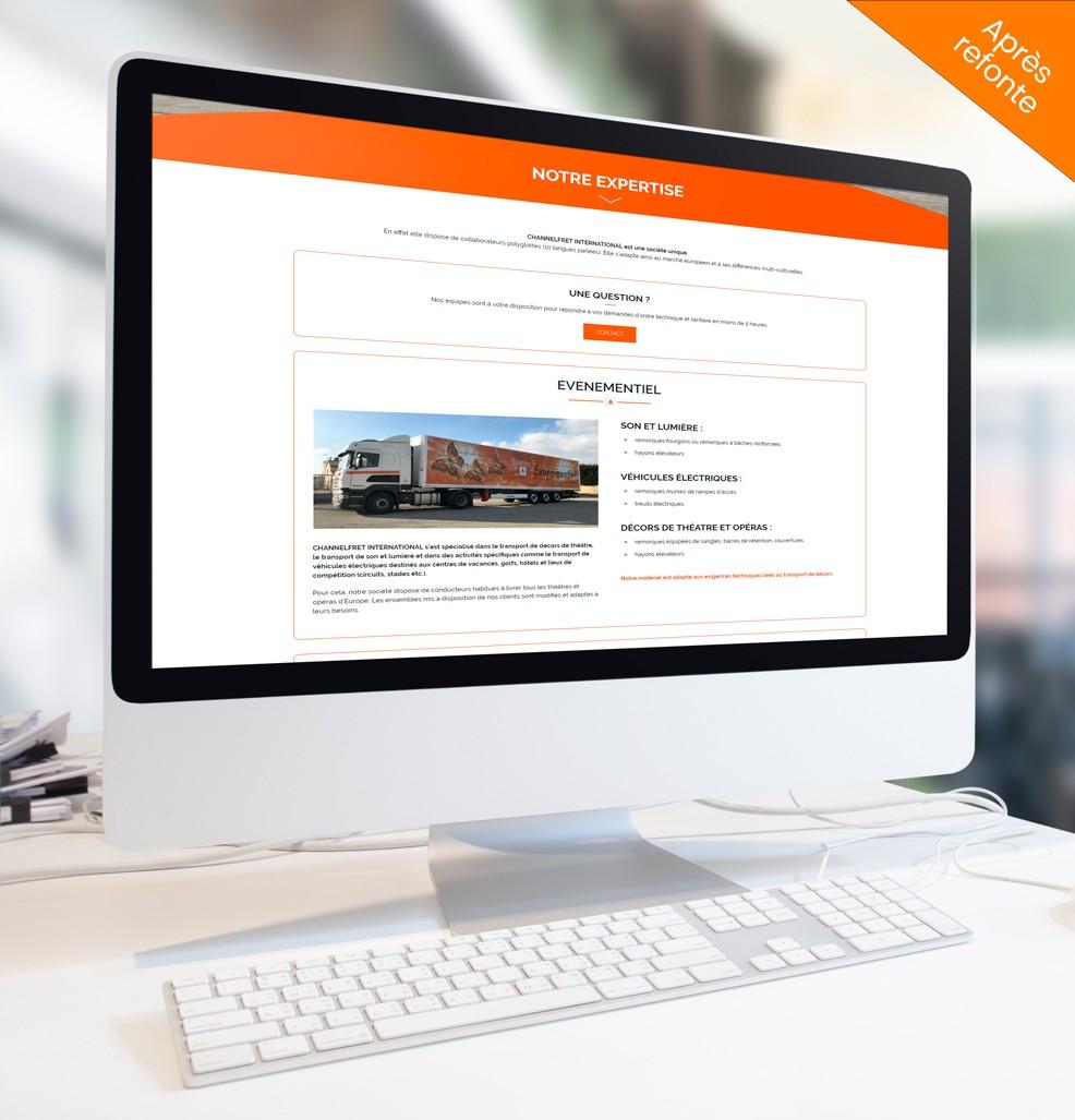 création de site internet Orange